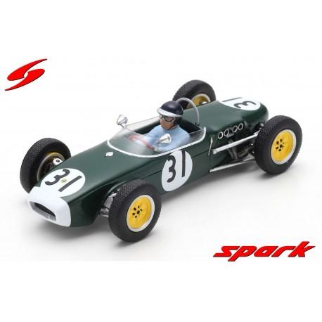 Lotus 18 Formula Junior 31 Winner Oulton Park 1960 Jim Clark Spark S7120