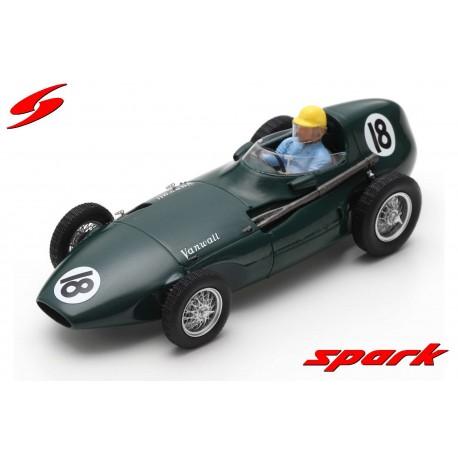 Vanwall VW 2 18 F1 Angleterre 1956 José Froilan Gonzalez Spark S7201