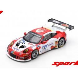 Porsche 911 GT3 30 24 Heures du Nurburgring 2018 Spark SG408