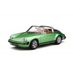 Porsche 911 S 2.7 Targa Ascot Green GT Spirit GT780