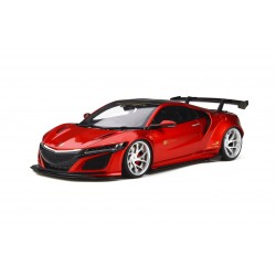 LB Works NSX Cany Red GT Spirit GT245