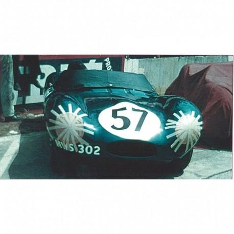 Jaguar D-Type 57 24 Heures du Mans 1958 Spark S2120