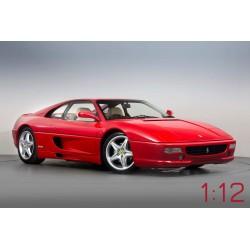 Ferrari F355 Berlinetta Rosso Corsa GT Spirit GT242