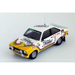 Ford Escort MKII RS 1800 3 Rallye de Ypres 1978 Staepelaere Franssen Trofeu TRORRBE05