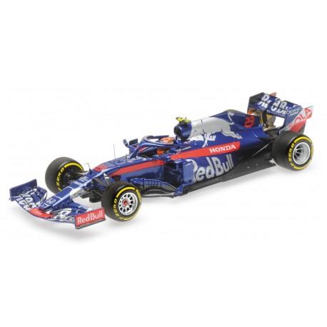 Scuderia Toro Rosso Honda STR14 F1 2019 Alexander Albon Minichamps 417190023