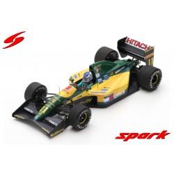 Lotus 107 11 F1 1992 Mika Hakkinen Spark S5355