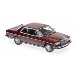 Mercedes Benz 230CE W123 1976 Red Minichamps 940032221