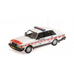 Volvo 240 GL 1986 Politie Netherlands Minichamps 155171498
