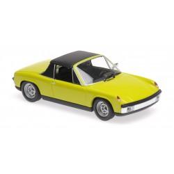 VW Porsche 914/4 1972 Green Minichamps 940065660