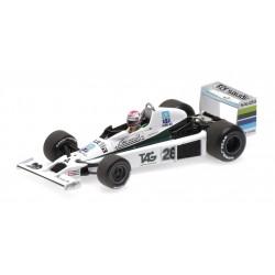 Williams Ford FW06 F1 1979 Clay Regazzoni Minichamps 410790028