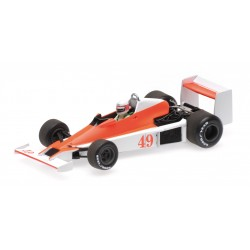 Williams Ford FW06 F1 Race of Champions Brands Hatch 1979 Giacomo Agostini Minichamps 410790049