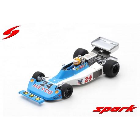 Hesketh 308D 24 F1 Pays-Bas 1976 Harald Ertl Spark S2242