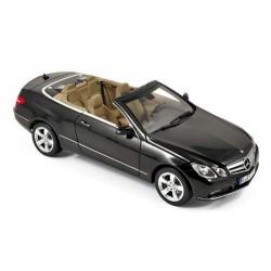 Mercedes E500 Cabriolet 2010 Noire Norev 183543