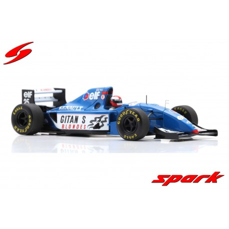 Ligier JS39B 25 F1 Europe 1994 Johnny Herbert Spark S7404