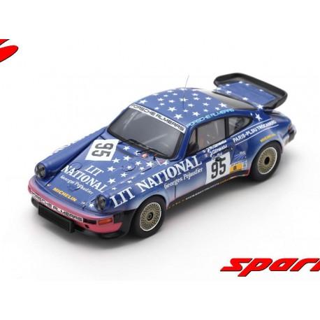 Porsche 930 95 24 Heures du Mans 1983 Spark S3414