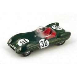 Lotus Eleven 36 24 Heures du Mans 1956 Spark S2188
