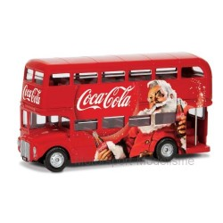 AEC Routemaster London Christmas Bus Coca Cola Corgi COCGS82331