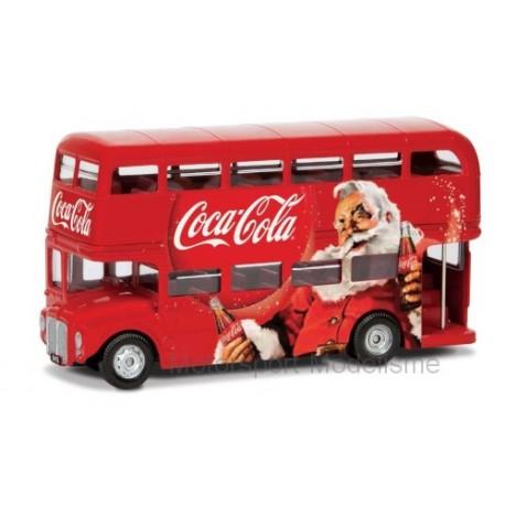 AEC Routemaster London Christmas Bus Coca Cola Corgi COCGS82331