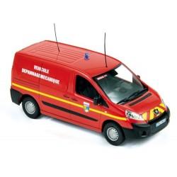 Peugeot Expert Pompier 2007 Rouge Norev 479858
