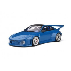 Porsche Old & New Body kit Sea Blue GT Spirit GT222