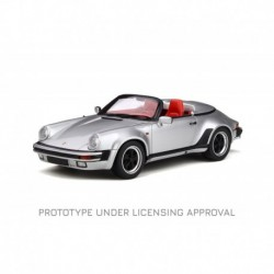 Porsche 911 3.2 Speedster Silver GT Spirit GT768