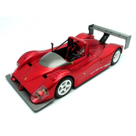Ferrari F333 SP 60ème anniversaire 1994 Rouge Hotwheels ML2975