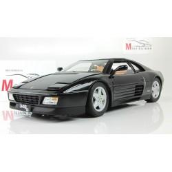 Ferrari 348 TS 1989 Noire Hotwheels MX5481