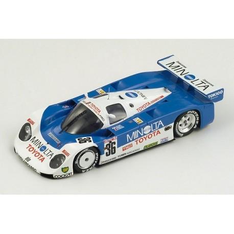 Toyota 89 C-V 36 24 Heures du Mans 1989 Spark S2358