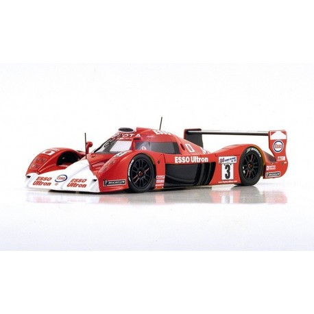 Toyota TS020 GT One 3 24 Heures du Mans 1999 Spark S2384