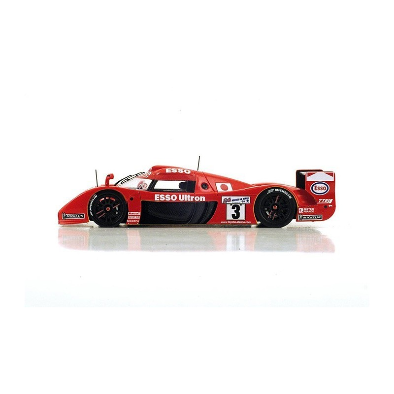 Toyota Ts020 Gt One 3 24 Heures Du Mans 1999 Spark S2384 Miniatures Minichamps