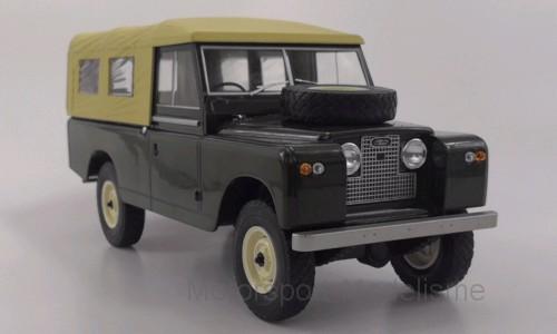 Land Rover 109 Military Militär 1971-84 grün green 1:43