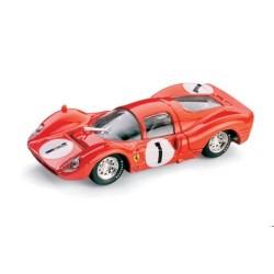 Ferrari 330P3 1 1000km de Spa 1966 Brumm R157