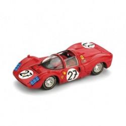 Ferrari 330P3 27 24 Heures du Mans 1966 Brumm R158