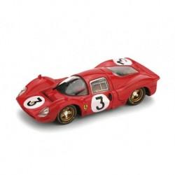 Ferrari 330P4 3 1000km de Monza 1967 Brumm R159