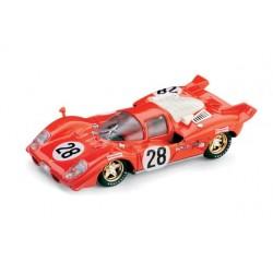 Ferrari 512S 28 24 Heures de Daytona 1970 Brumm R200