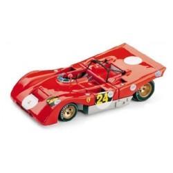 Ferrari 312PB 24 1000km de Buenos Aires 1971 Brumm R258