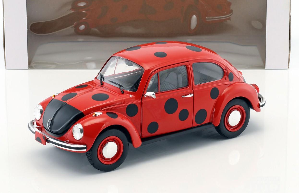 Volkswagen Beetle 1303 Marienkafer