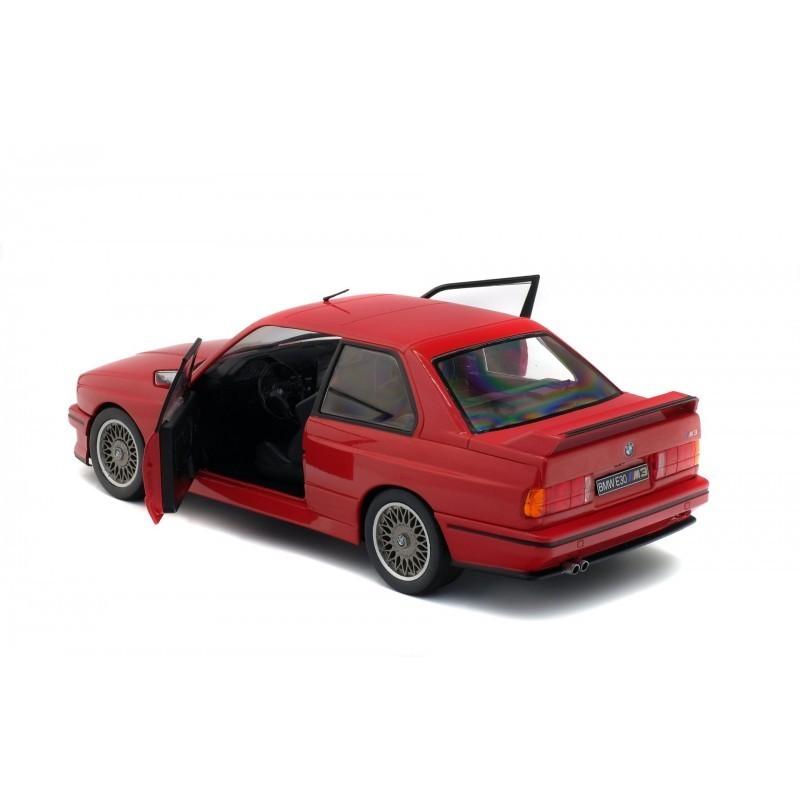 BMW E30 M3 1990 Red Solido S1801502
