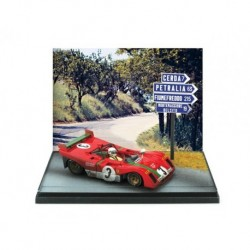 Set Ferrari 312 PB 3 Targa Florio 1972 Brumm AS41