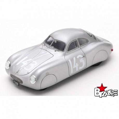 Porsche 64 143 Internationale Osterreichische Alpenfahrt 1949 Otto Mathé Spark BZ1056