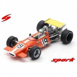 Brabham BT24 19 F1 USA 1969 Silvio Moser Spark S5265