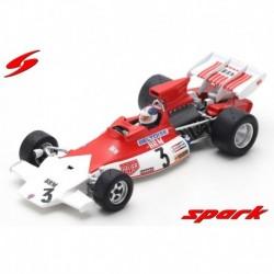 BRM P180 3 F1 Winner Victory Race 1972 Jean Pierre Beltoise Spark S5283
