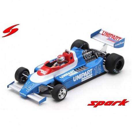 Ensign N180 14 F1 Brésil 1980 Clay Regazzoni Spark S5304