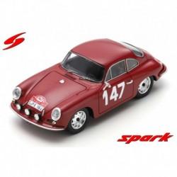 Porsche 356B 2000 Carrera 2 GSGT 147 Rallye Monte Carlo 1964 Buchet Gauvin Spark S6600