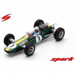 Lotus 25 3 F1 Allemagne 1965 Gerhard Mitter Spark S7123