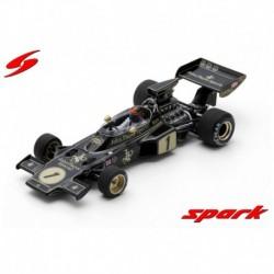 Lotus 72E 1 F1 Winner Espagne 1973 Emerson Fittipaldi Spark S7127