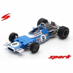 Matra MS80 8 F1 Monaco 1969 Jean Pierre Beltoise Spark S7188