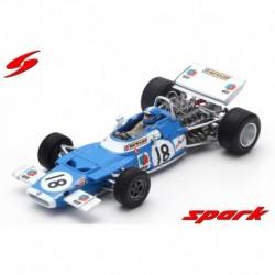 Matra MS80 18 F1 Canada 1969 Jean Pierre Beltoise Spark S7194