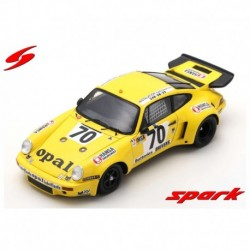Porsche 911 Carrera RSR 70 24 Heures du Mans 1977 Spark S7512