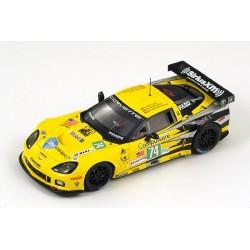 Chevrolet Corvette C6 ZR1 74 24 Heures du Mans 2011 Spark S2542